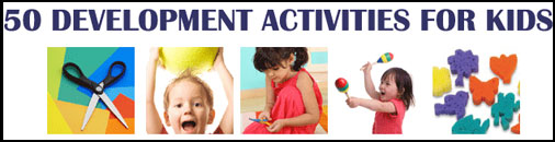 Early Childhood Development Activities For Toddlers