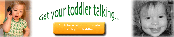 Get your toddler talking